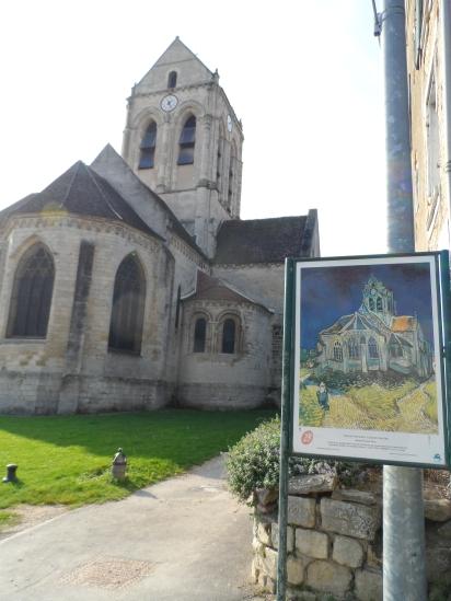 Auvers sur Oise Van Gogh